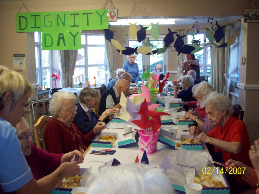 Celebrating Dignity Action Day