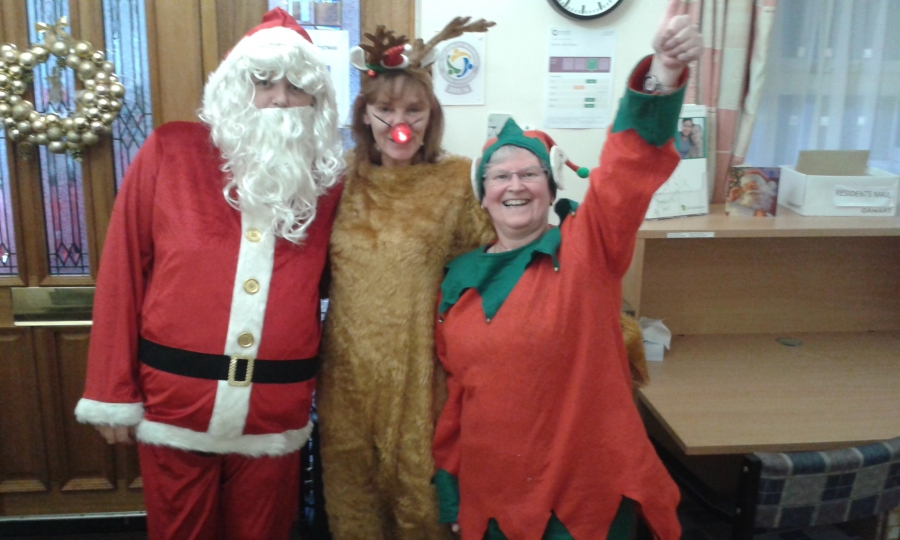 Christmas at Rivelin